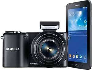 Samsung NX2000 ( 21.6 MP,3.7 -inch LCD )