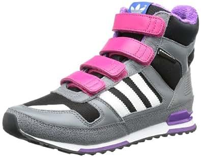 adidas Originals Boys' ZX Winter CF Black / Running White