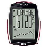 VDO M6 WL Fahrradcomputer digital Funk