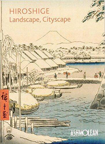 Hiroshige landscape cityscape