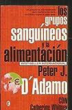 GRUPOS SANGUINEOS Y ALIMENTACION (BYBLOS)