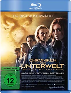 Chroniken der Unterwelt - City of Bones [Blu-ray]