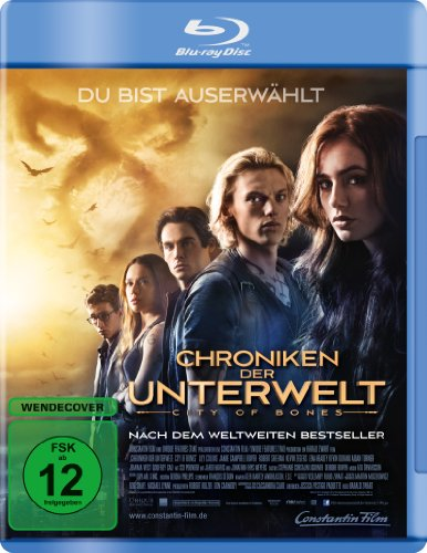Chroniken der Unterwelt - City of Bones [Blu-ray] (Sound Blu Ray City)