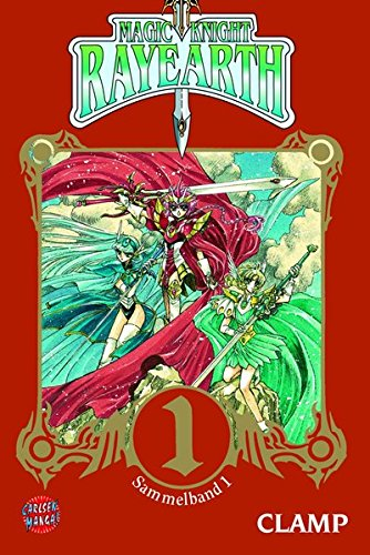 Magic Knight Rayearth - Sammelband-Edition 01