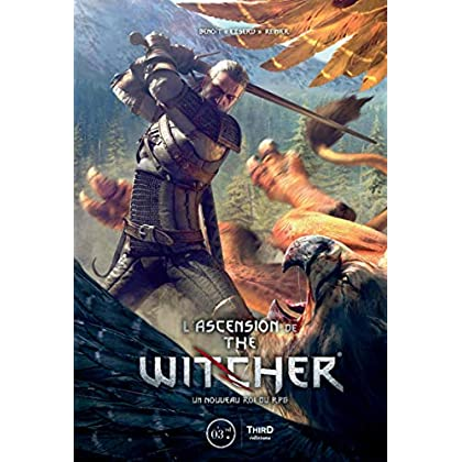 L'ascension de the Witcher: Un nouveau roi du RPG