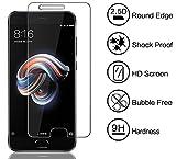 WolinTek [Pack de 3] Xiaomi Mi Note 3 Protection écran, [ANTI RAYURES] Film Protecteur en Verre trempé pour Xiaomi Mi Note 3