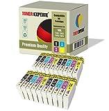 20 XL TONER EXPERTE® T1816 / 18XL Druckerpatronen kompatibel für Epson Expression Home XP-102, XP-202, XP-205, XP-212, XP-215, XP-225, XP-30, XP-33, XP-302, XP-305, XP-312, XP-315, XP-322, XP-325, XP-402, XP-405, XP-405WH, XP-412, XP-415, XP-422, XP-425