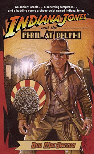 Indiana Jones and the Peril at Delphi (Create your own adventure)