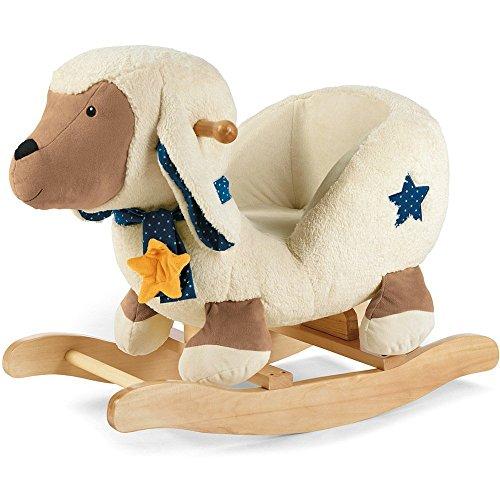 Sterntaler Animal à Bascule Stanley Le Mouton, Âge: 12-36 Mois,...