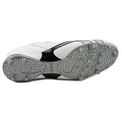 Reebok Pro Burner Spd III Low M3 Synthétique Baskets White-Black
