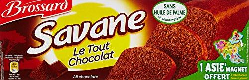 Brossard Savane Tout Chocolat 300 g