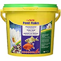 Sera Mangime in Scaglie, Pond Flakes - 3800 ml