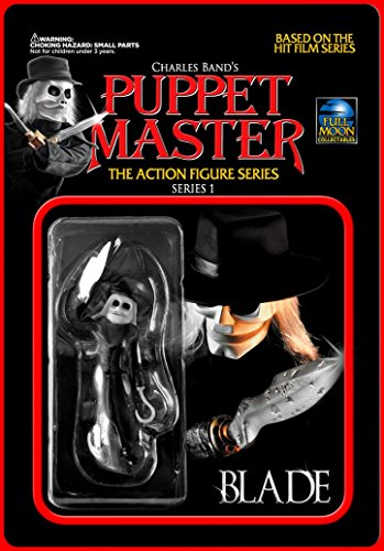 Puppet Master Blade Action Figure