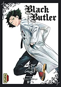 Black Butler Edition simple Tome 25