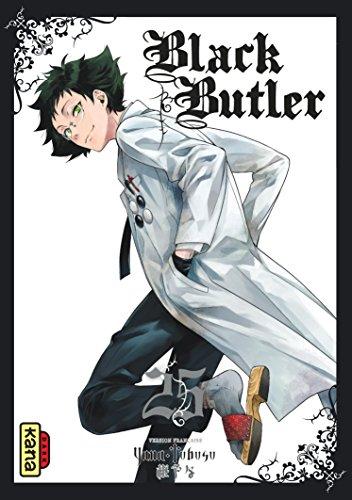 Black Butler (25) : Black Burglar