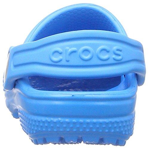 Crocs Classic Clog K Ocean, Sabots Mixte Enfant Bleu (Ocean)