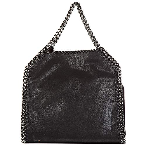 Stella Mccartney borsa donna a mano shopping nuova originale mini falabella shag