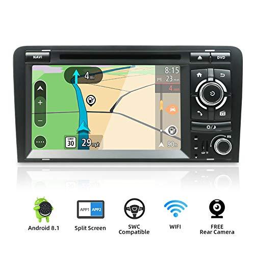 Autoradio Android 8.1-2 Din Estéreo navegación GPS