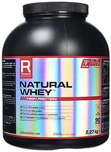 Reflex Nutrition  Natural Whey  2.27kg - Vanilla