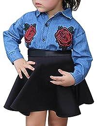 a54f724be Amazon.es  K-youth (Hasta-50% de descuento en Ropa) - Vestidos ...