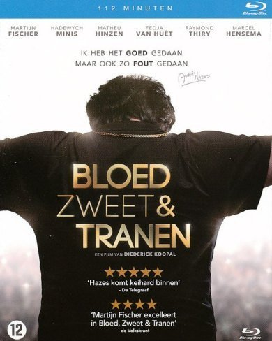 Blood, Sweat & Tears (2015) ( Bloed, Zweet & Tranen ) [ Holländische Import ] (Blu-Ray)