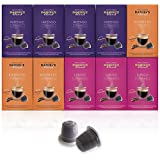 Daniel's blend Mix Intenso - 100 Cápsulas de Café Compatibles con Máquinas Nespresso
