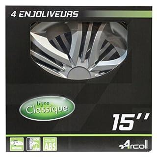 Arcoll 540104Radkappen