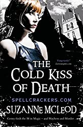 The Cold Kiss of Death (Spellcrackers.com Book 2)