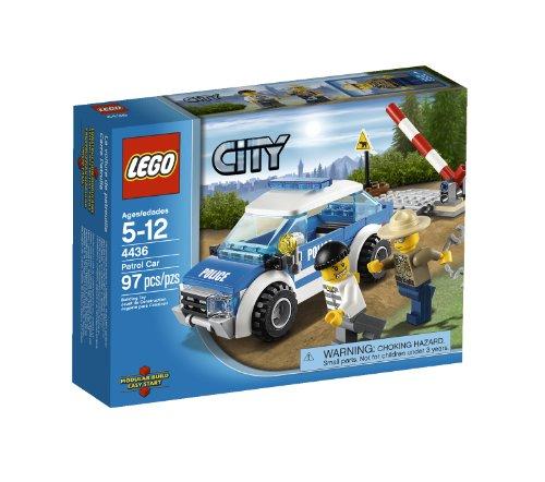 Preisvergleich Produktbild LEGO City Police Patrol Car 4436 by LEGO