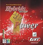 #1: GKI Hybridz Power Table Tennis Rubber