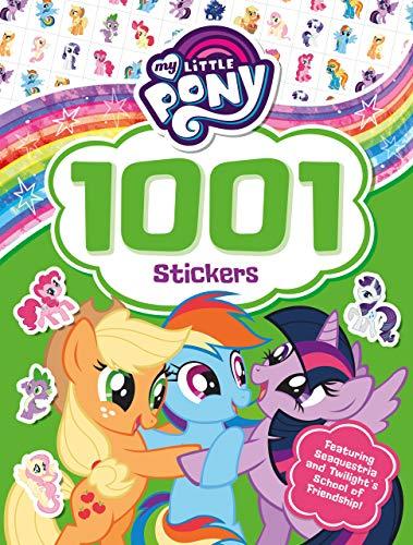 My Little Pony 1001 Stickers (My...