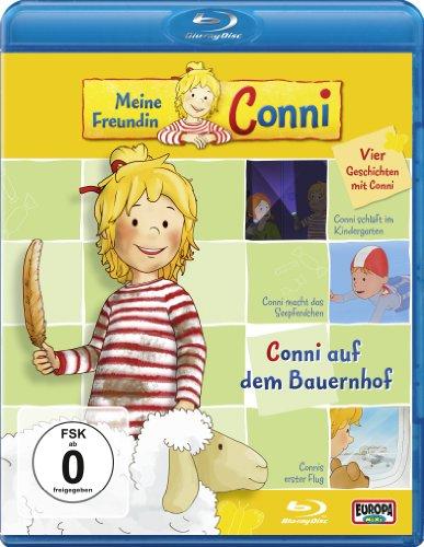 Vol. 2: Connie auf dem Bauernhof [Blu-ray]