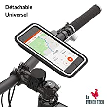 Shapeheart - Magnetic Bike Mount, Phone Holder size XL for Phone up to 16.8 cm
