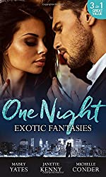 One Night: Exotic Fantasies: One Night in Paradise / Pirate Tycoon, Forbidden Baby / Prince Nadir's Secret Heir