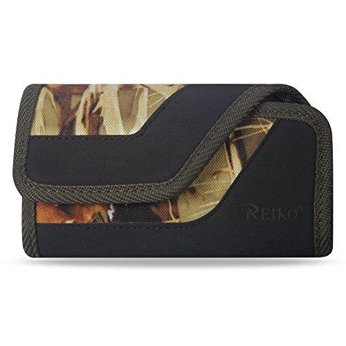 Basic-handy Verizon (Reiko Horizontal Rugged Tasche Handy Case für iPhone 5–Retail Verpackung–Mix)