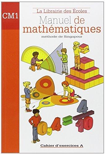 Manuel de mathématiques CM1 : Cahier d'exercices A by Caroline Guény (2009-09-11) par Caroline Guény