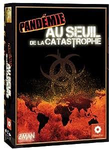 Asmodée - PAN02 - Jeu de cartes - Pandemie - Au Seul de la Catastrophe