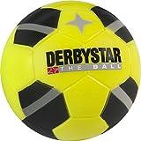 Derbystar minisoftball, 2051000500, 23 cm, zwart/geel