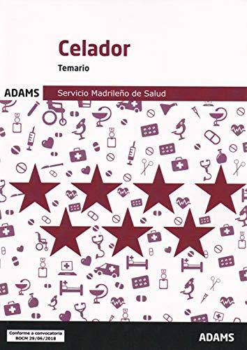 Temario Celadores Servicio Madrileño de Salud