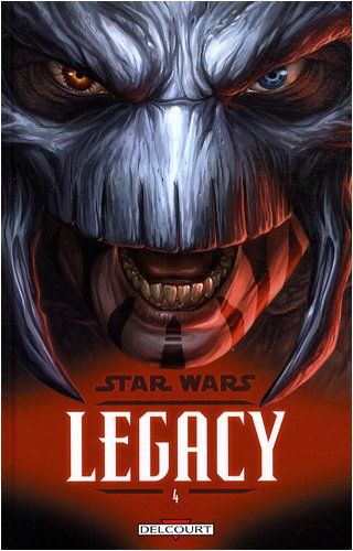 Star Wars Legacy, Tome 4 : Indomptable