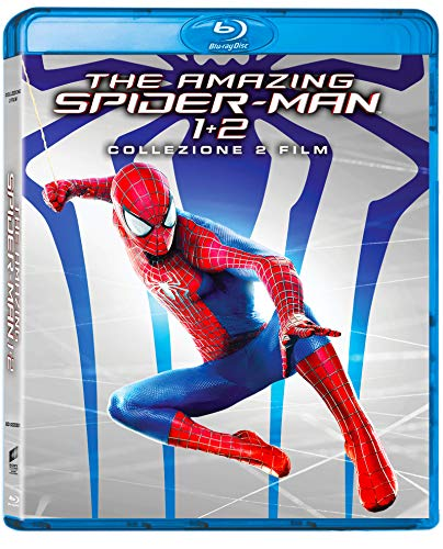 The Amazing Spider-Man Collection 1-2 (Box Set) (2 Blu Ray)