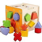 TGTGTS4 Bauklötze Kinder Bausteine   Toy Puzzle Wooden Toy Bausteine