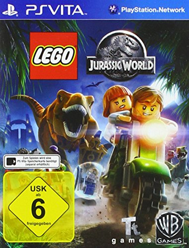 LEGO Jurassic World - [PlayStation - M Vita Spiele Ps