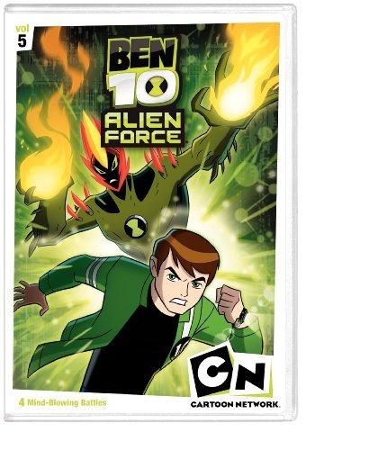 Cartoon Network: Ben 10 Alien Force: Volume Five by Yuri Lowenthal