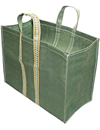 High Capacity Strong Multipurpose Canvas Reusable Shopping Bag/Grocery Bag/Hand Bag/Vegetable Bag With Reinforced...