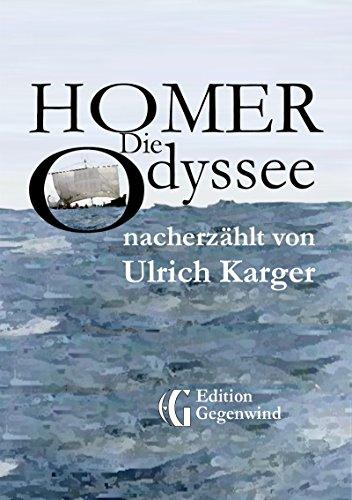 Homer Die Odyssee Nacherzählt Von Ulrich Karger Ebook Ulrich