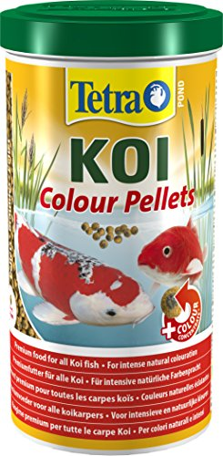 Tetra Pond Koi Colour Pellets, 1 L -