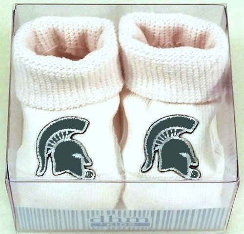 Michigan State Spartans Box Baby Beute von DHM Kids