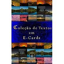 Coleção de Textos em E-Cards (Portuguese Edition)
