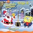 SpongeBob Schwammkopf CD 16 - Weihnachten unter Wasser